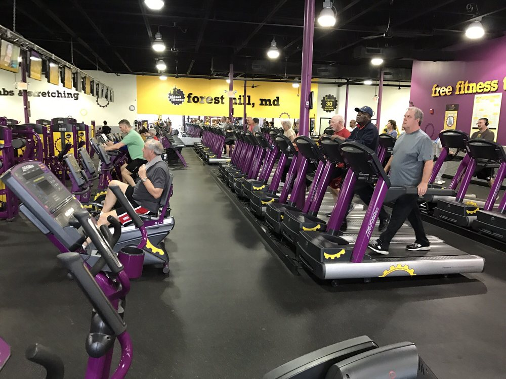 Fitness Forest Hill Md