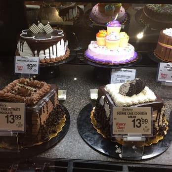Do Vons Bakery Make Photo Cakes