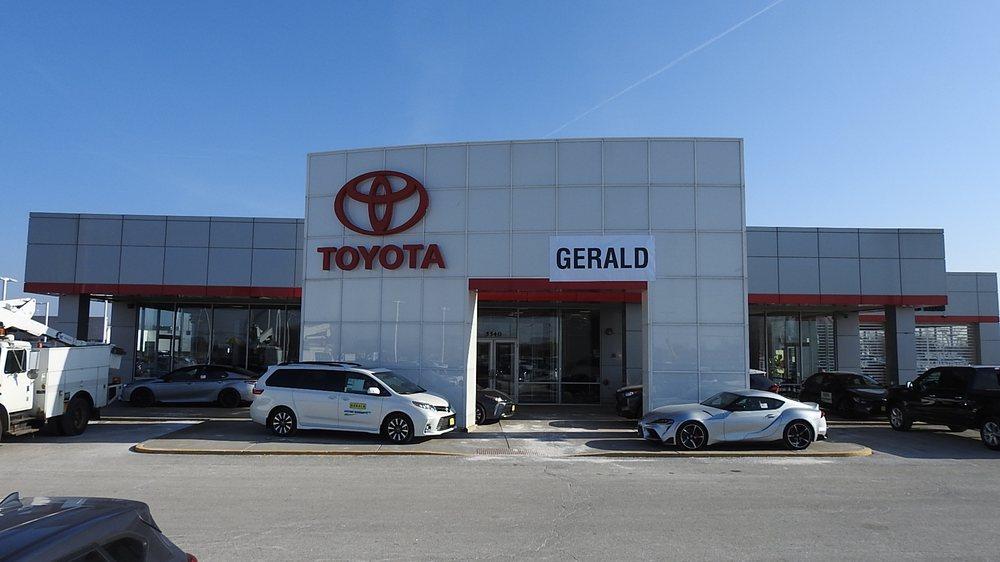 Gerald Toyota of Matteson: 5540 Auto Ct, Matteson, IL