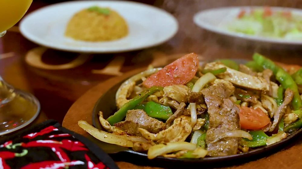Food from Compadres Mexican Grill - Edinboro