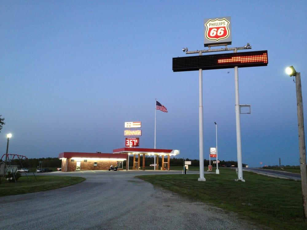 I-44 Hoods Motel