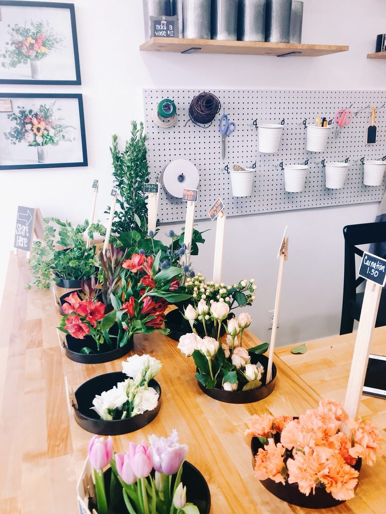 Make your Own flower bouquet! - Yelp