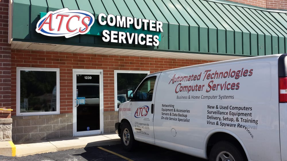Automated Technologies Computer Services: 1239 Jungermann Rd, Saint Peters, MO