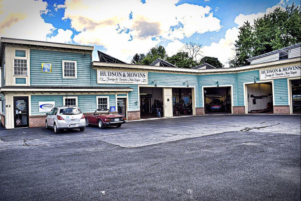 Hudson & Mowins: 62 E Genesee St, Baldwinsville, NY