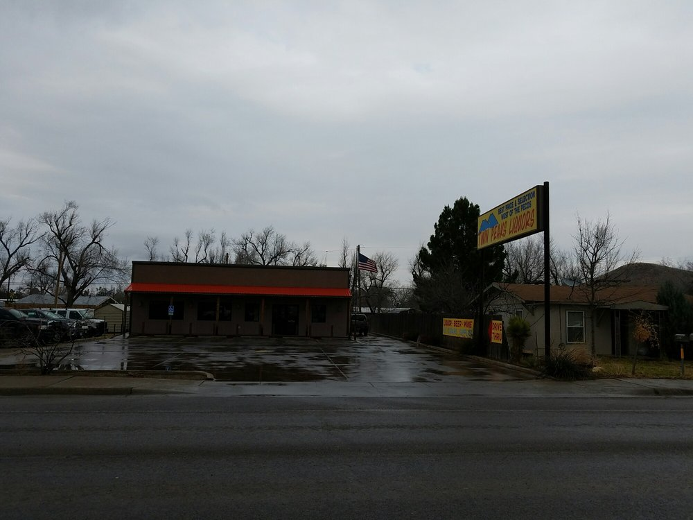 Twin Peak's Liquors: 605 E Holland Ave, Alpine, TX