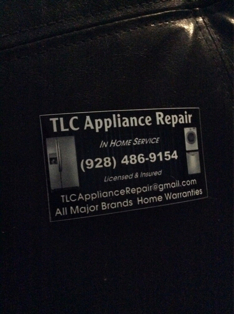 TLC Appliance Repair: Lake Havasu City, AZ