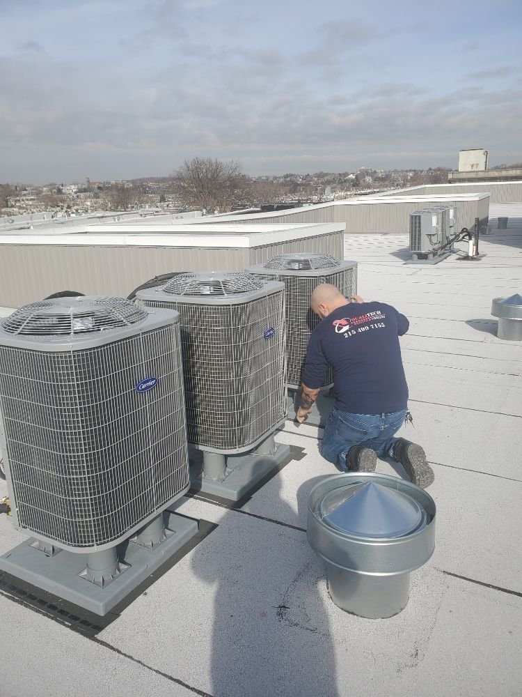 Qualitech Heating and Cooling: Huntingdon Valley, PA