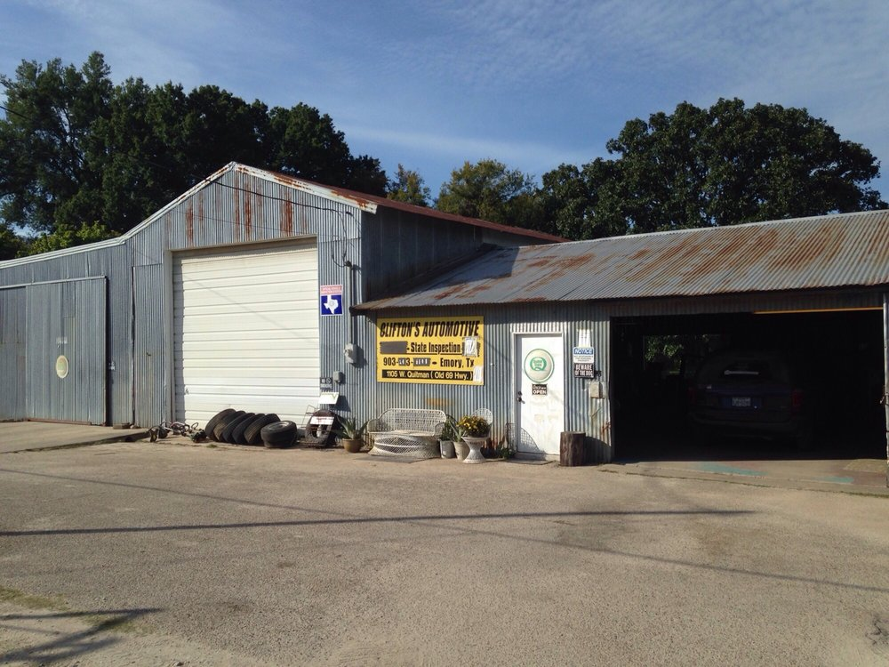 Clifton's Maintenance: 1105 W Quitman St, Emory, TX