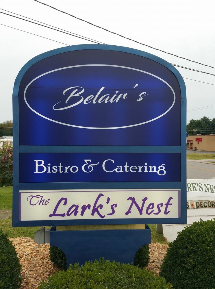 Belair's Bistro & Catering: 1500 Washington Blvd, Belpre, OH