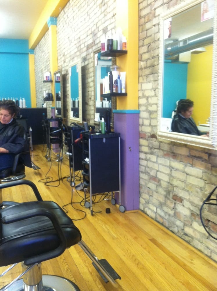 A K A Salon: 305 Main St, Coopersville, MI