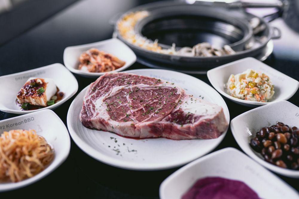 D 92 Korean BBQ