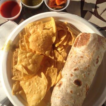 Photo Of El Patio   Woodland, CA, United States. Shrimp Burrito