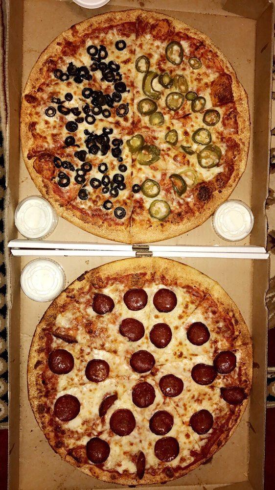 Golden Edge Pizza: 10509 W Warren Ave, Dearborn, MI