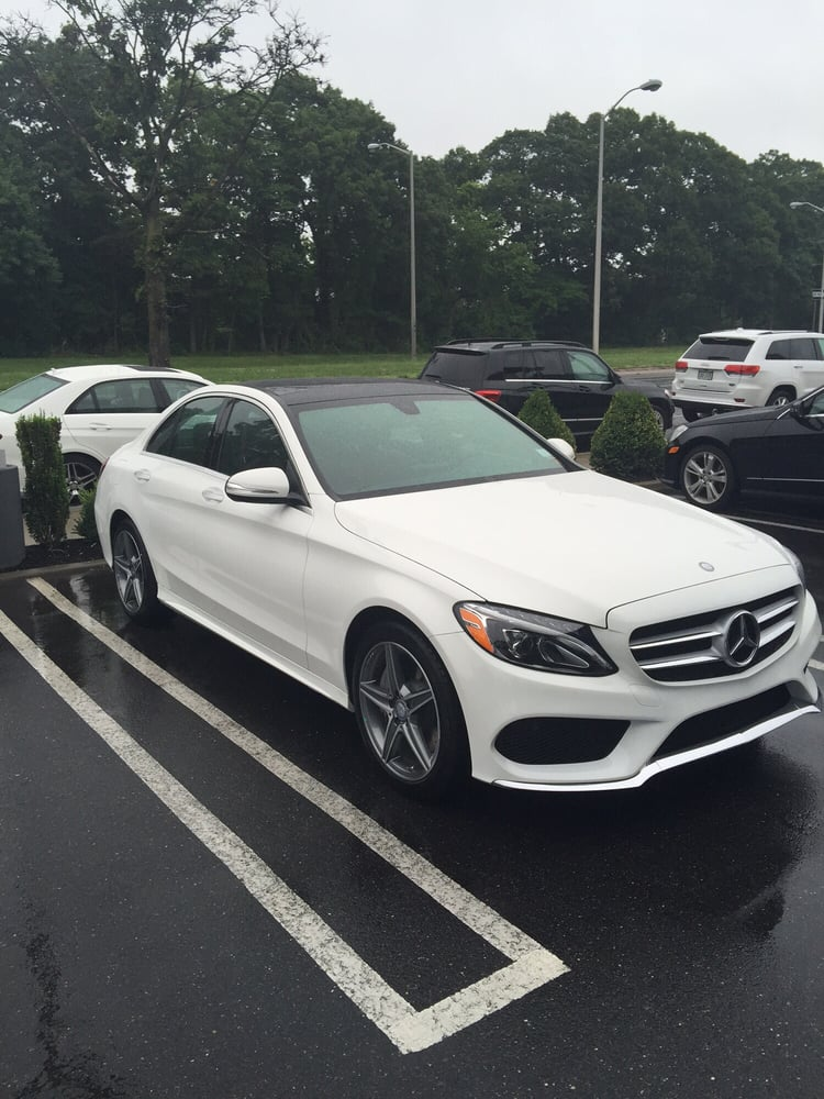 Thanks alix yelp for Mercedes benz rockville centre service