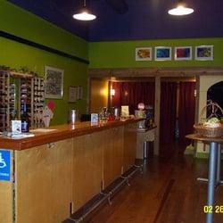 hall winery tasting room