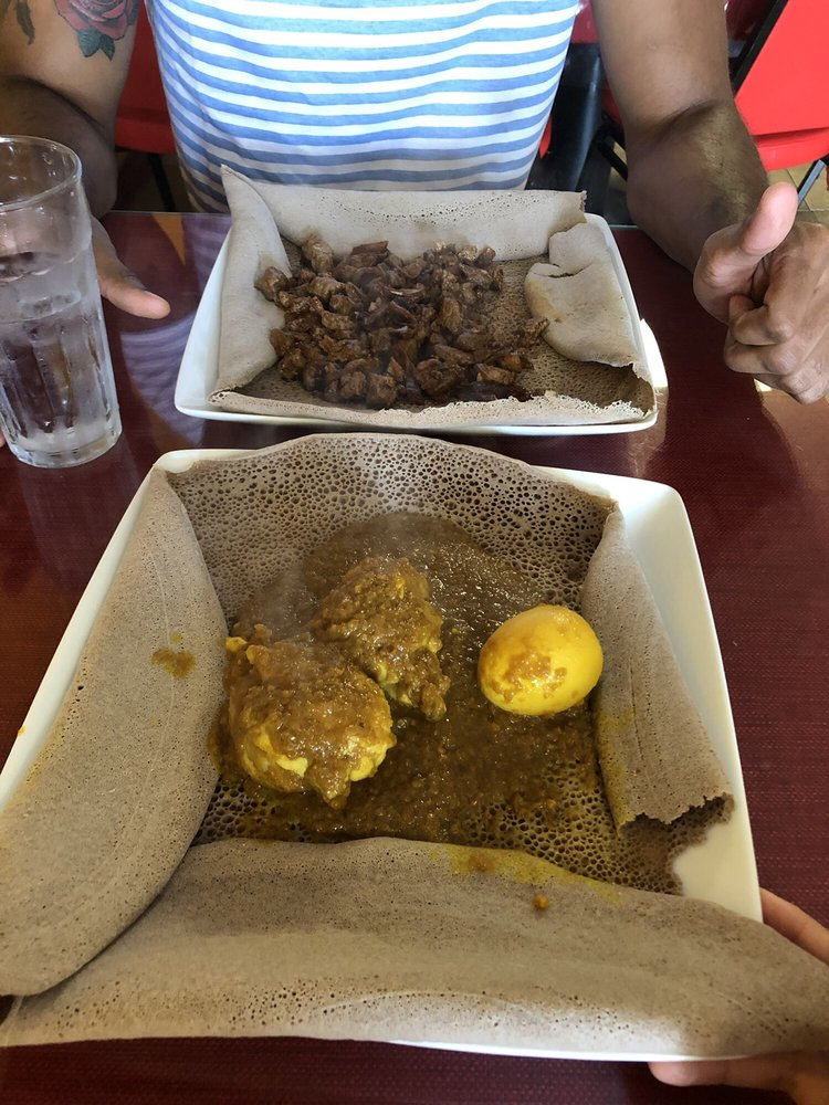African Village - Ethiopian & Eritrean Restaurant