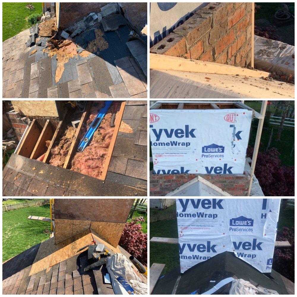 Five Goats Chimney Repair: 1051 Main St, Altamont, TN