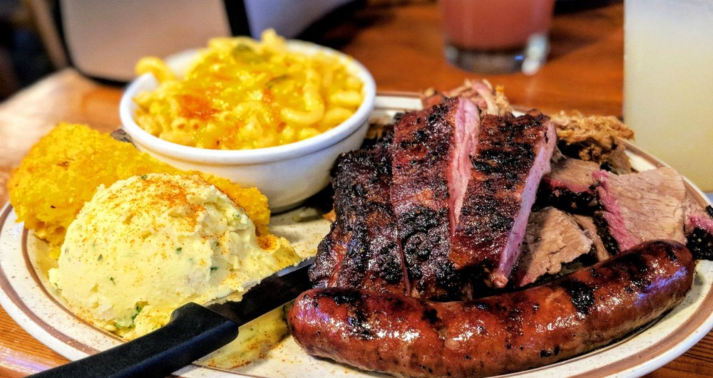 Podnah's Pit Barbecue: 1625 NE Killingsworth St, Portland, OR