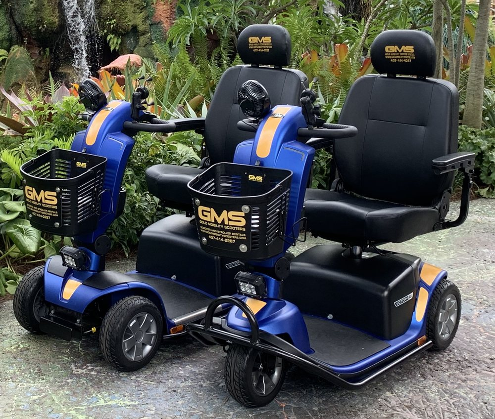 Gold Mobility Scooters: 5720 W Irlo Bronson Memorial Hwy, Kissimmee, FL