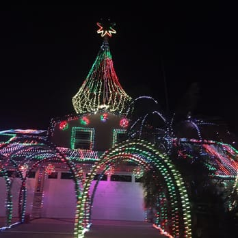 Superb Photo Of Fountain Valley 56,000 Lights Christmas House   Fountain Valley,  CA, United States