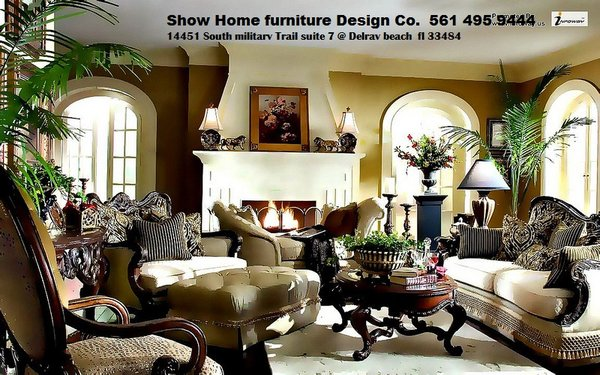 Photo Of Show Home Furniture Design   Delray Beach, FL, United States