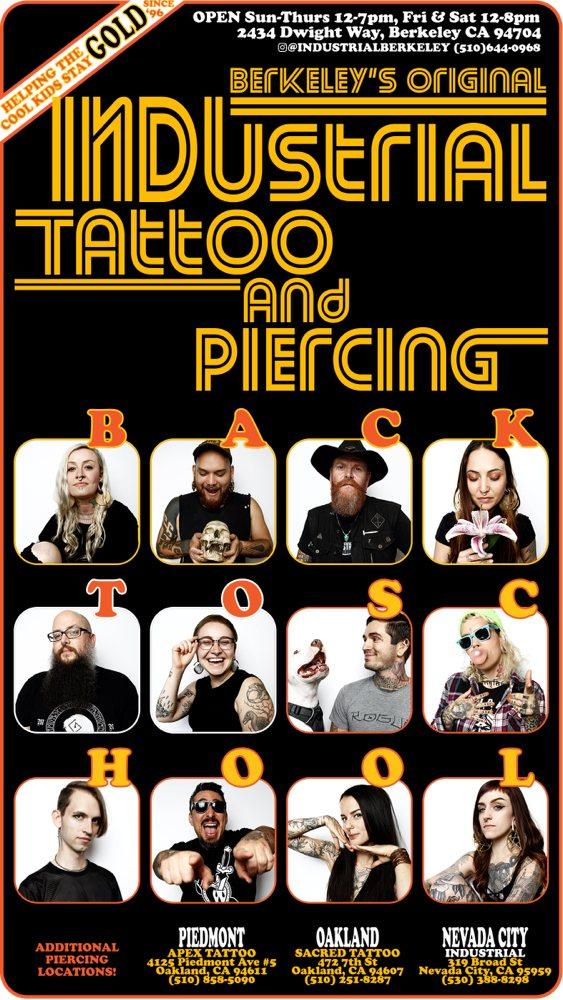 Industrial Tattoo - 235 Photos & 665 Reviews - Tattoo - 2434 Dwight ...