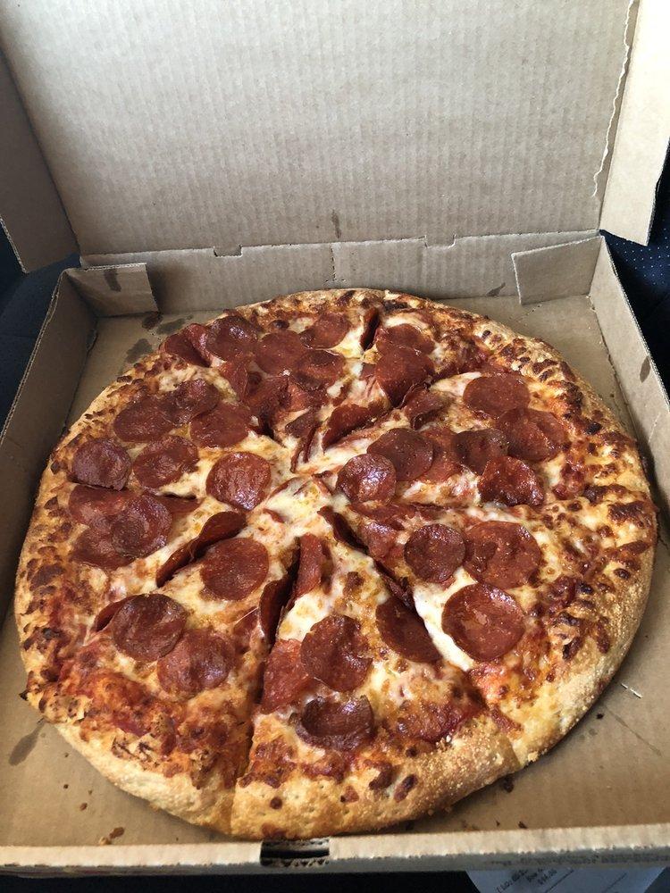 Mr Jims Pizza: 2825 Nall St, Port Neches, TX