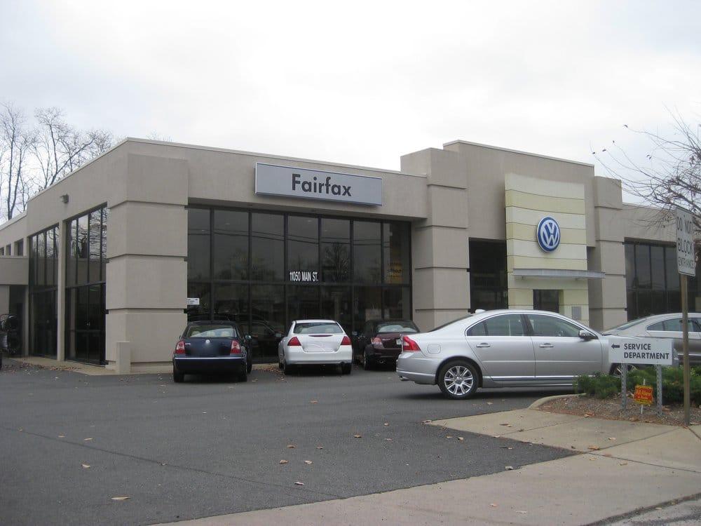 Fairfax Volkswagen