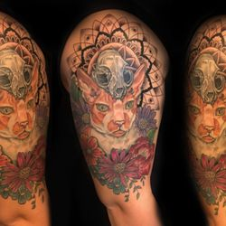 jackalope tattoo 25 photos 17 reviews tattoo 3753 cedar ave
