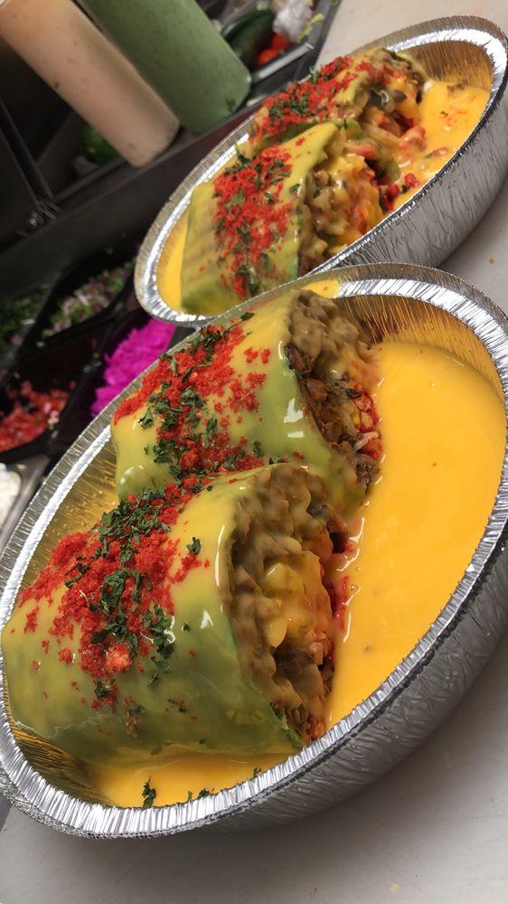 The Nacho Cheese Hot Cheeto Burrito Is Super Wet Yelp