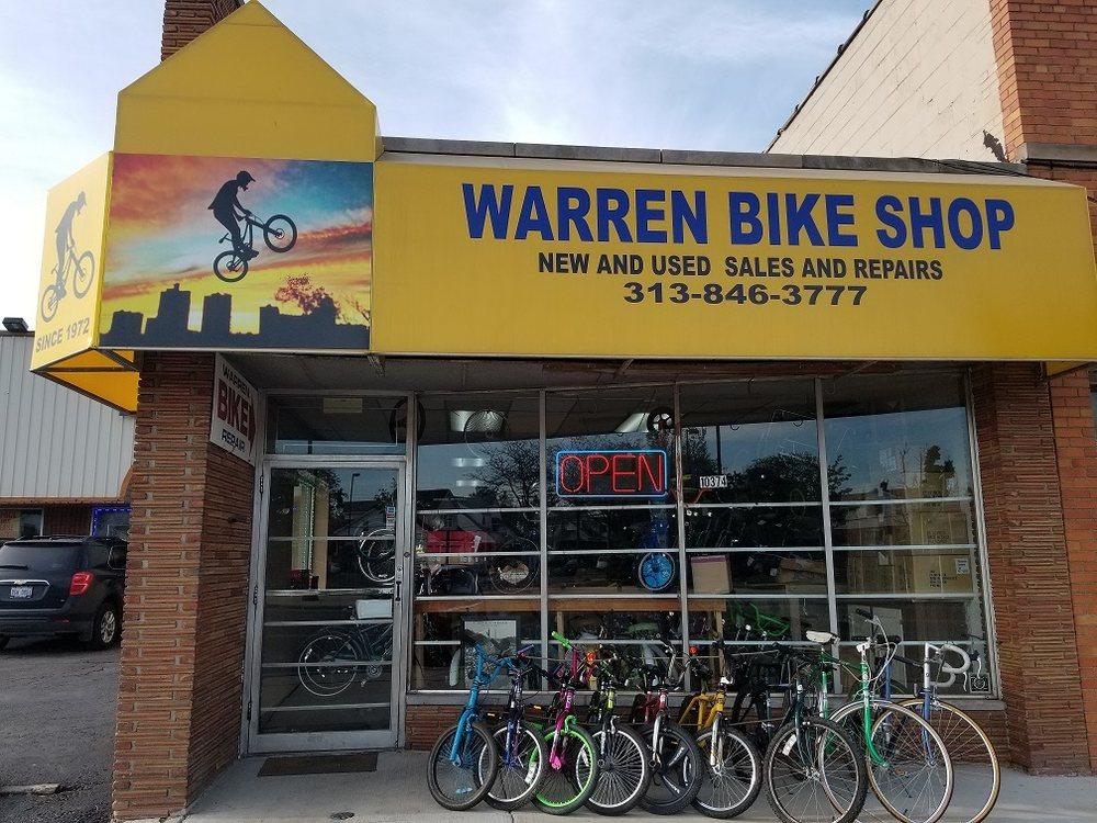 Warren Bike Shop