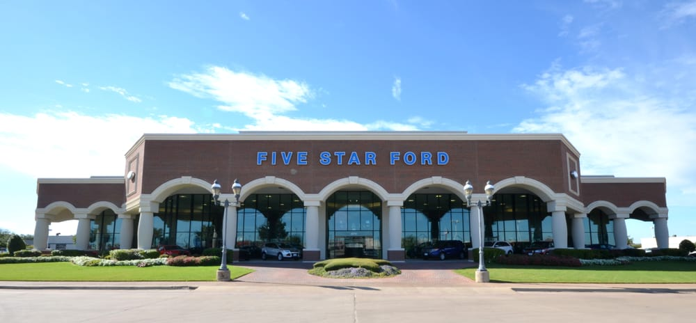 Five Star Ford - 50 Reviews - Car Dealers - 6618 NE Loop ...