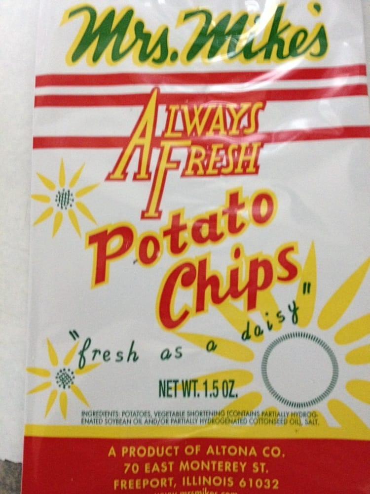 Photo of Mrs Mike's Potato Chips: Freeport, IL
