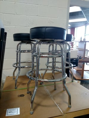 of Hockenbergs Des Moines IA United States The new bar stools