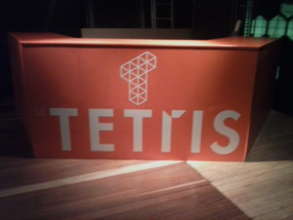 Le tetris centre culturel 55 rue du 329 me ri le for Tetris havre