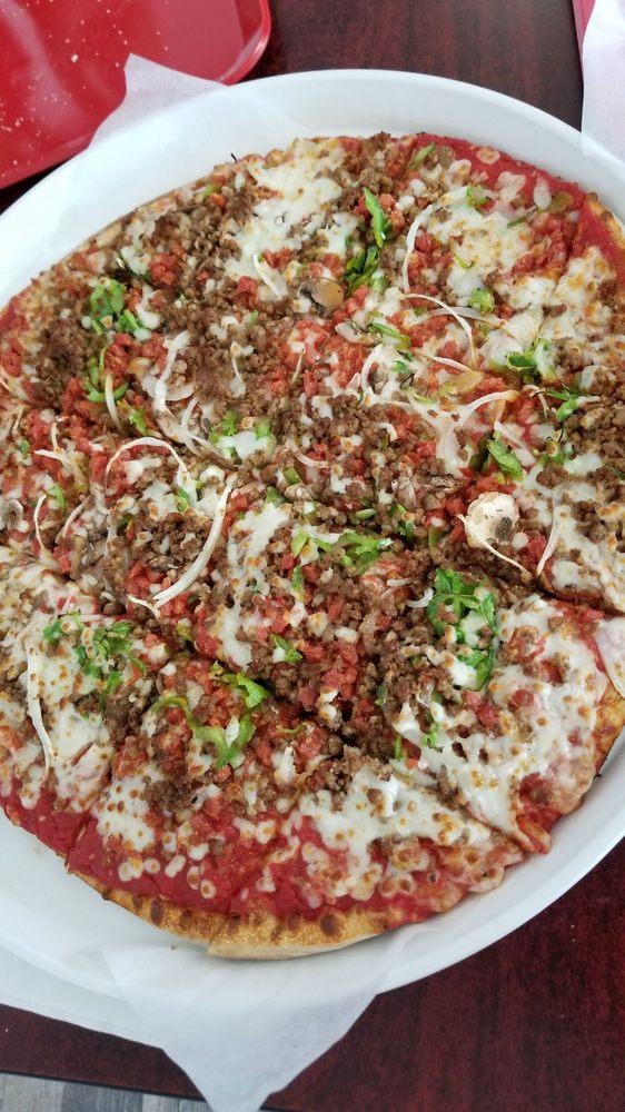 Sir Pizza: 13302 Palm Beach Blvd, Fort Myers, FL