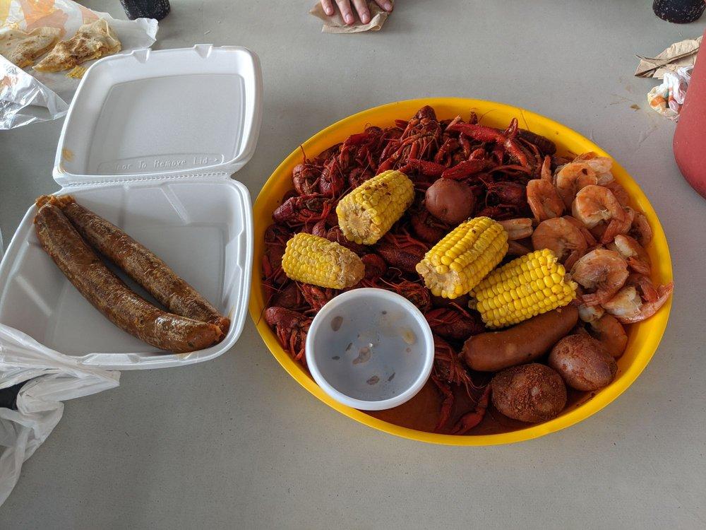 Crawdaddy's Boil-n-Go: 1202 S Chestnut St, Lufkin, TX