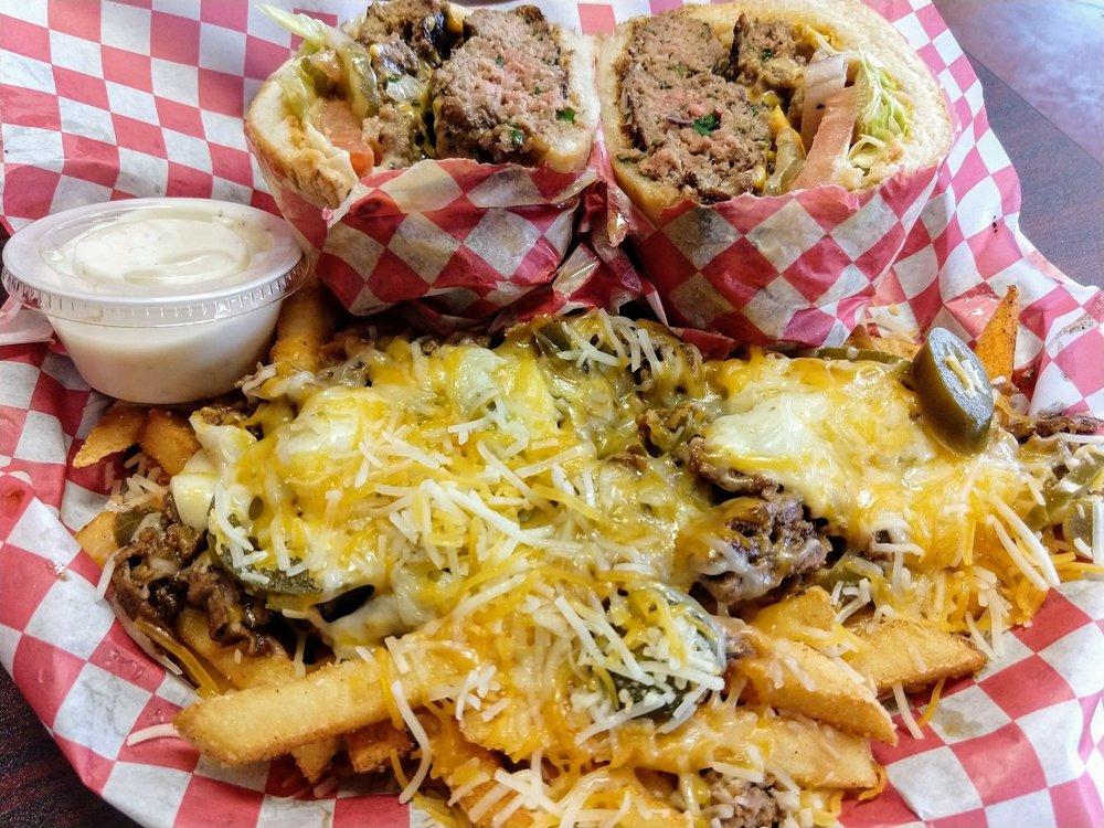 Big Al's Burgers: 14605 W University Ave, Hammond, LA