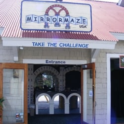 Photo Of Mirror Maze North Myrtle Beach Sc United States