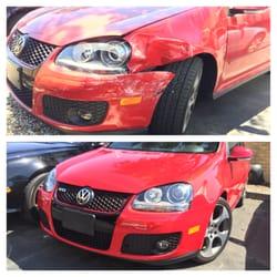 Bobs Bridge Collision Center Photos Reviews Body - Volkswagen collision repair