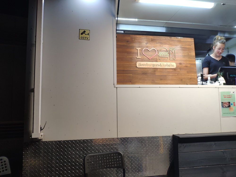 I Love Burgers and Kebabs