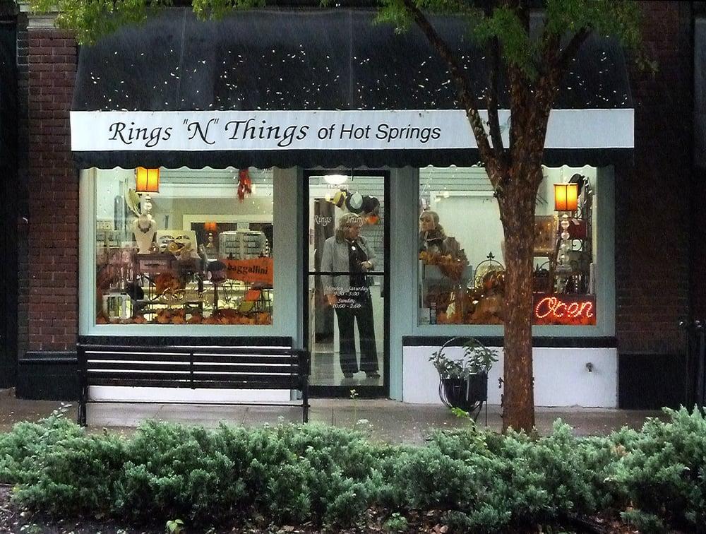 Rings 'N' Things of Hot Springs: 113 Central Ave, Hot Springs, AR