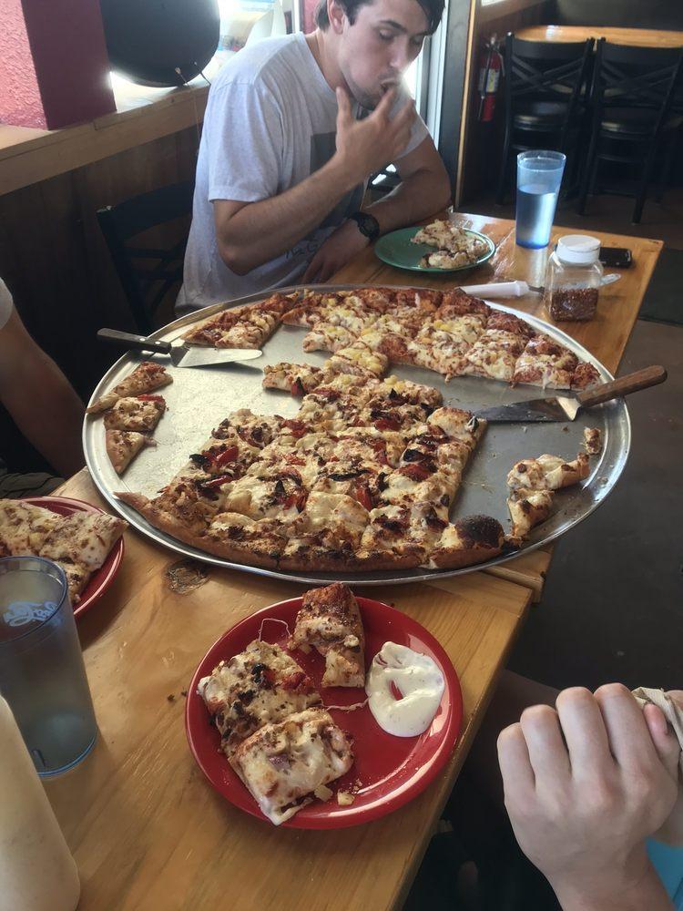 R Pizza Place: 555 E Main St, Castle Dale, UT