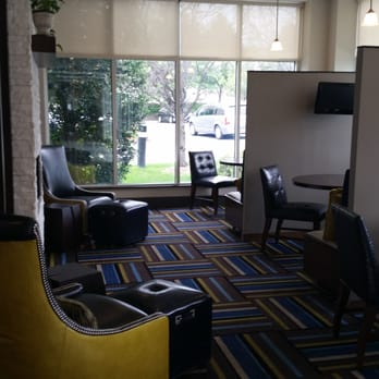 Photo Of Hilton Garden Inn Westbury Ny United States Work Area