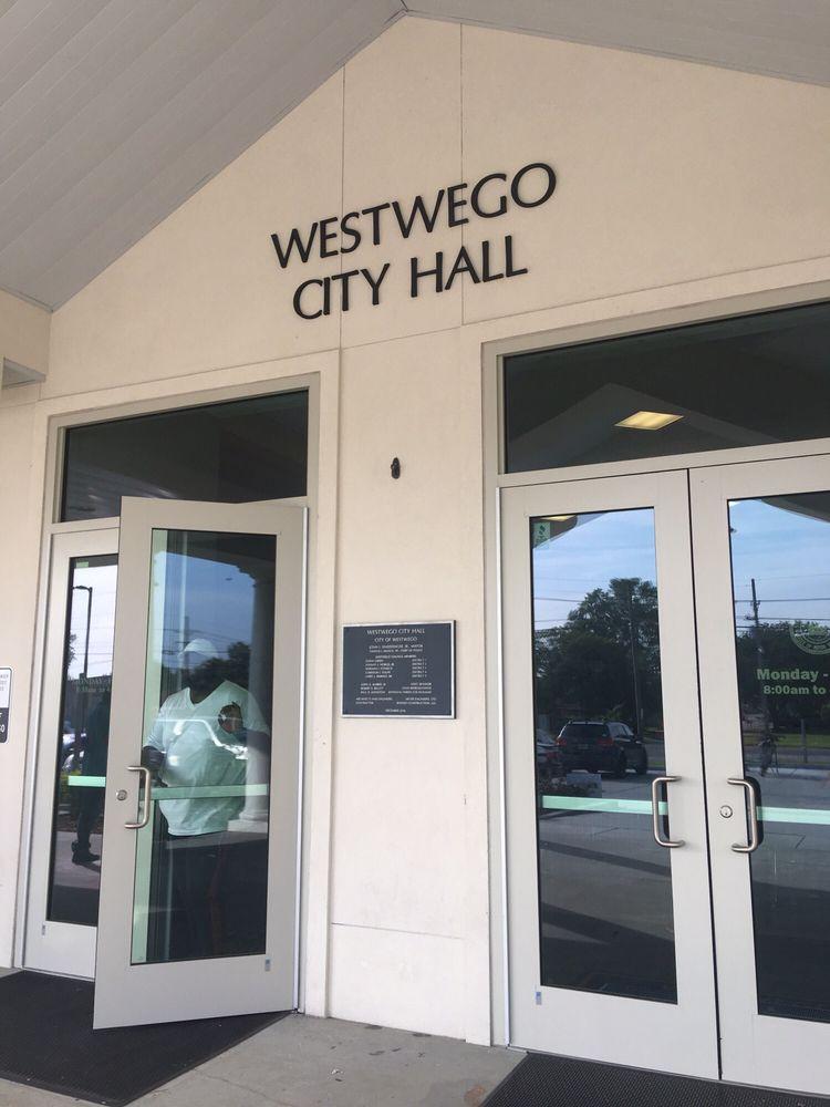 Department of Motor Vehicles: 1100 4th St, Westwego, LA