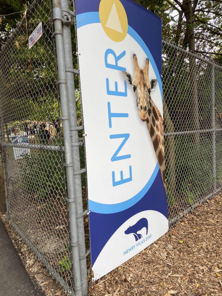 Social Spots from Henry Vilas Park Zoo