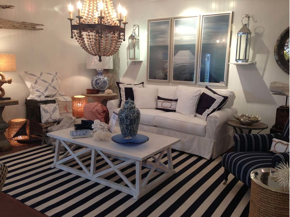 Our Boat House Vero Beach Furniture Store Nantucket Slipcovered Furniture Room Yelp