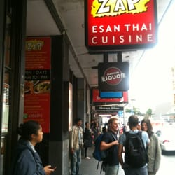 Zap 4 esan thai cuisine 15 10 for Auckland thai boutique cuisine
