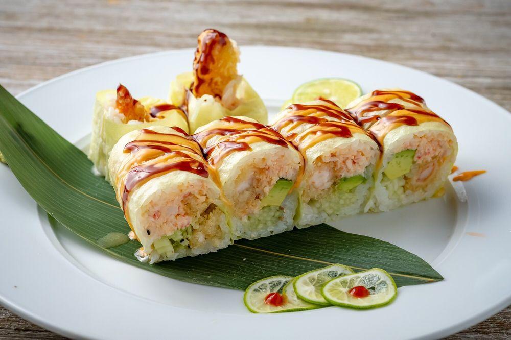 Yamato Japanese Steakhouse: 223 E Central Ave, Petal, MS