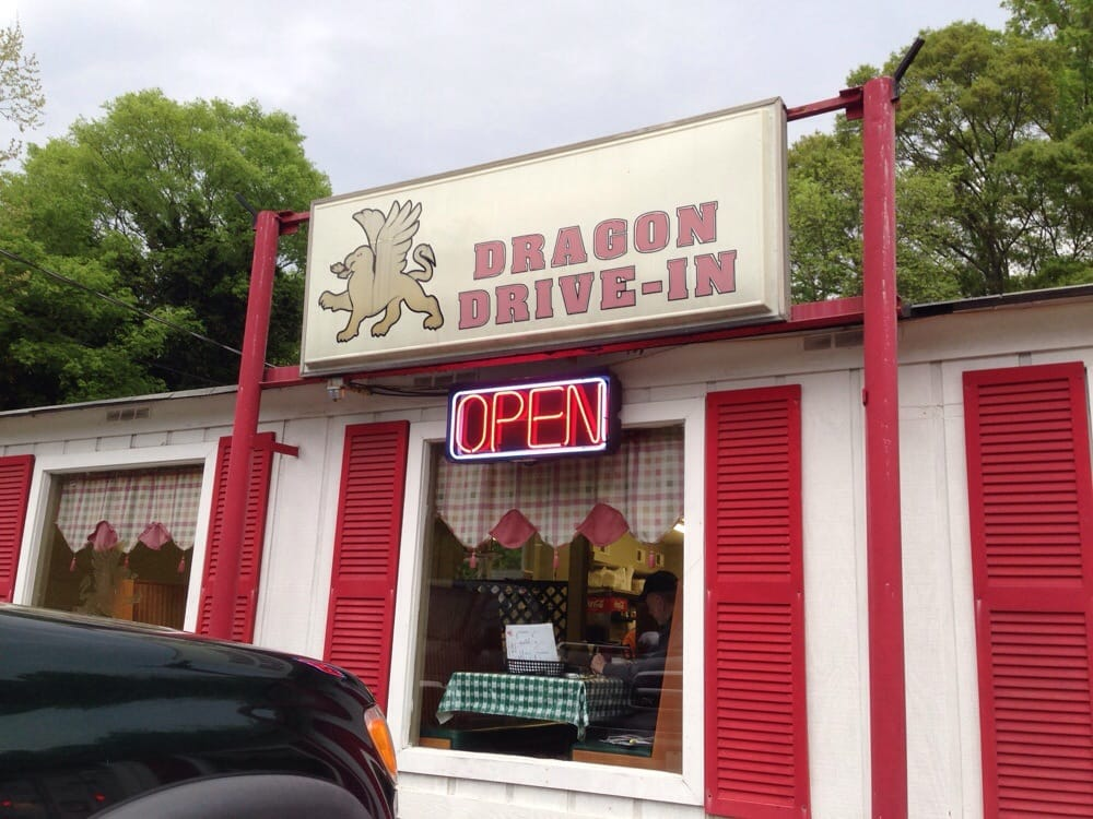 Dragon Drive In: 3105 Maple Rd SE, Lindale, GA